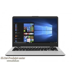 "Prenosnik ASUS VivoBook X405UA 14,0"" / 1366x768 / i3 / 4GB / 128GB SSD / Intel HD Graphics / Win 10"