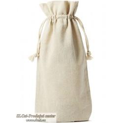 Lanena vrečka 27x13 cm, 100% naravna