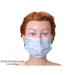 Zaščitna higienska maska za obraz, 50 kos