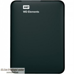 Zunanji disk WD ELEMENTS 750GB USB 3.0