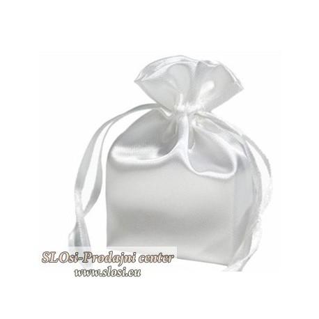 Satenasta vrečka 30x20 cm