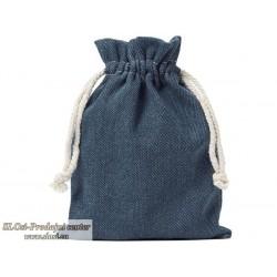 Džins vrečka 15x10 cm,100% bombaž