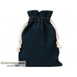 Džins vrečka 30x20 cm,100% bombaž