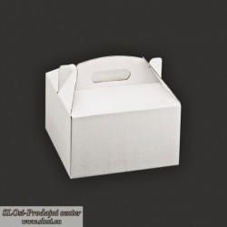 Nosilna embalaža za torto, pecivo