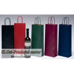 Vrečka za steklenico 14x8,5x39,5 cm