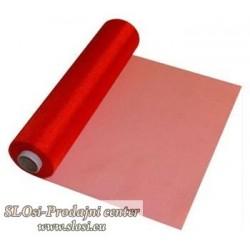 Prosojno tkano blago, 40 cm x 10 metrov