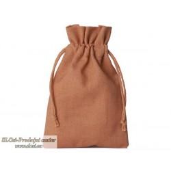Bombažna vrečka 15x10 cm