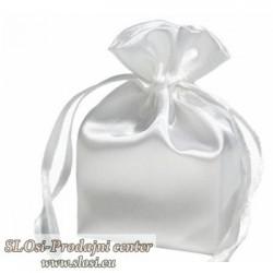 Satenasta vrečka 15x10 cm
